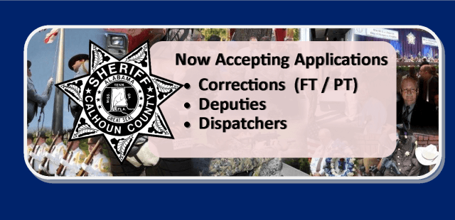 Employment Opportunity-Dispatch and Corrections